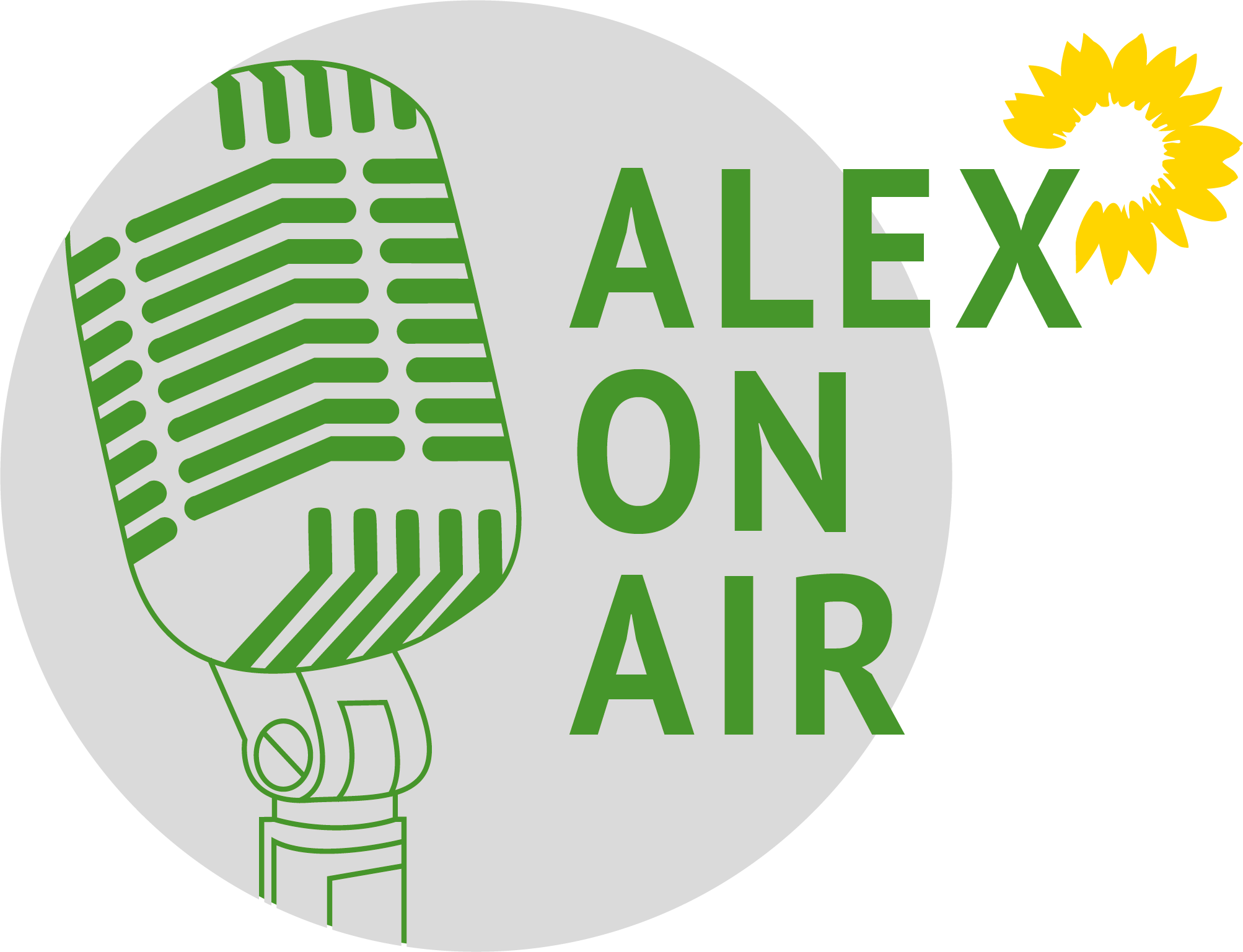 Logo Alex on Air